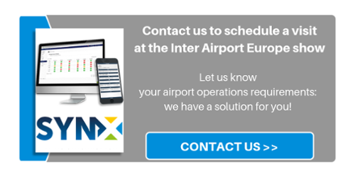 Airport operators: contact us to book a visit at the Inter Airport Europe show