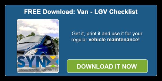 SynX - FREE Van-LGV checklist