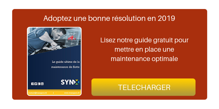 Adoptez une bonne résolution en 2019 et lisez notre guide gratuit pour mettre en place une maintenance optimale