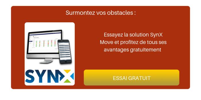 Surmontez vos obstacles : essayez la solution SynX Move