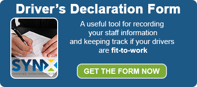 Drive's Declaration Form - Get the Form Now