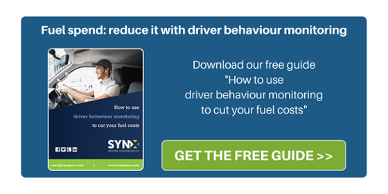 Cut fuel costs with driver behaviour monitoring - free Guide