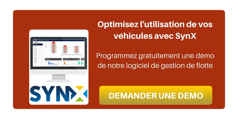 optimisez l'utilisation de vos véhicules avec synx