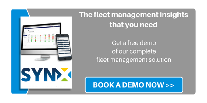 Get a demo of our fleet management solution SynX!