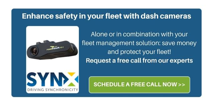 Vehicle video system: request a call
