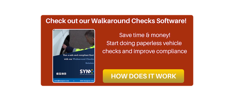 Check our Walkaround checks software! Save time & money. Start doing paperless vehicle