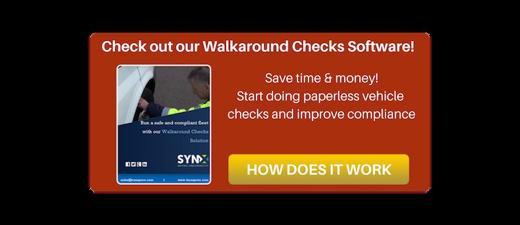 Get the Walkaround Checks Software
