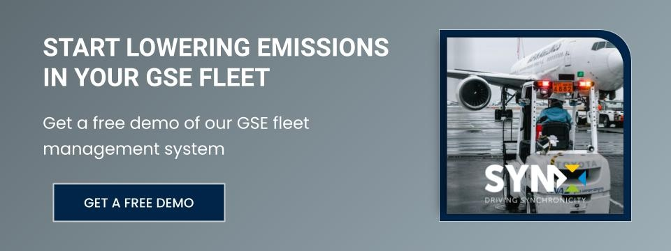 Free demo - GSE fleet management system