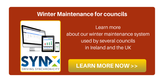 Winter Maintenance for councils