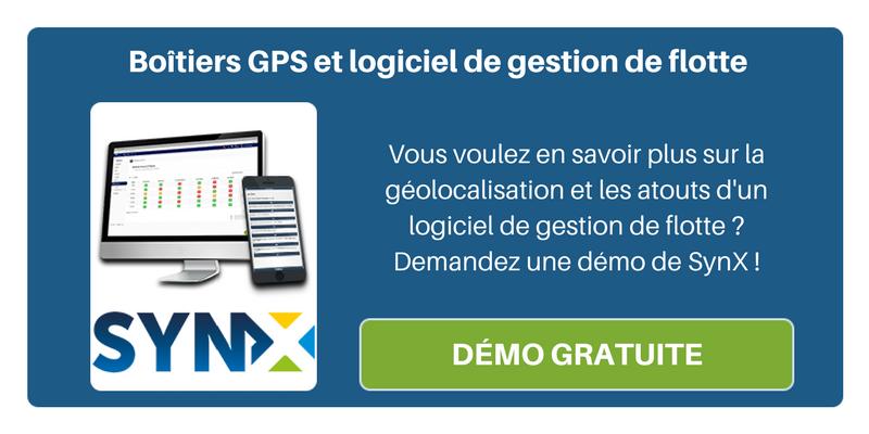 Demandez une démo de SynX pour en savoir plus sur la géolocalisation et les atouts de la gestion de flotte.