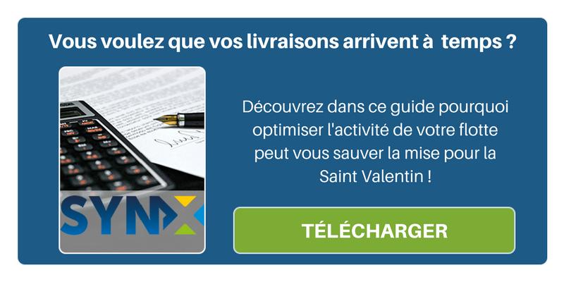 Saint Valentin : découvrez comment un logiciel de gestion de flotte peut vous sauver la mise en cette journée de folie !