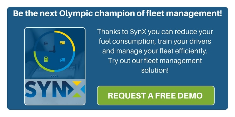 Be the next champion of fleet management! Request a free demo of SynX!