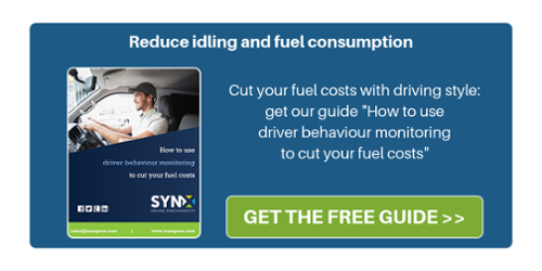 "Download the free ebook ""How to use driver behaviour monitoring to cut your fuel costs"""