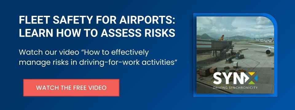 Get started with airport fleet risk assessment