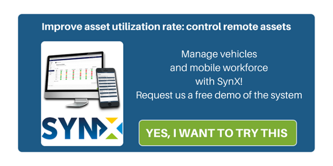 Fleet management solution demo