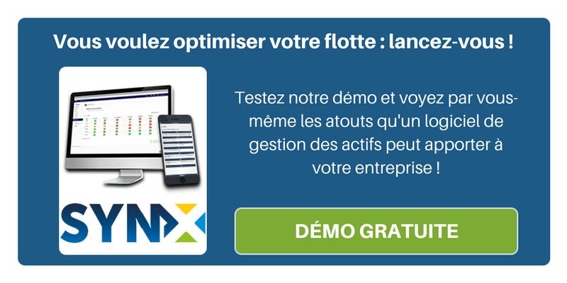Testez notre démo et découvrez les atouts de SynX, notre logiciel de gestion des actifs.