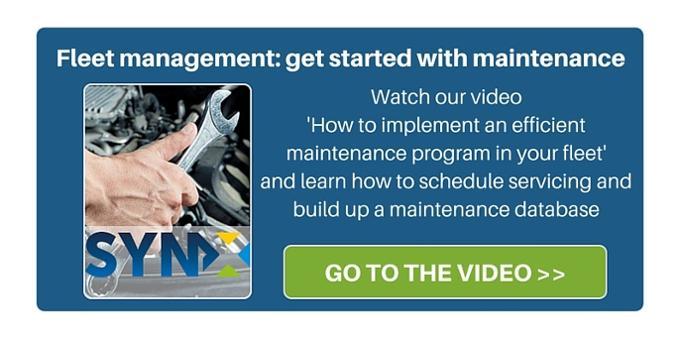 Fleet management best practices: get started with maintenance