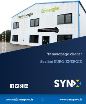 Témoignage euro-énergie