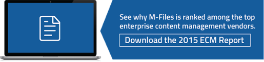 Download the 2015 ECM Report
