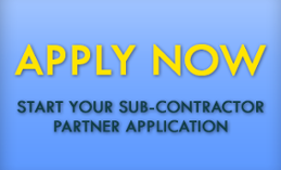 Apply now to become a TRC Sub Contractor Partner