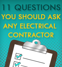 11 Questions you should ask a lighting contractor