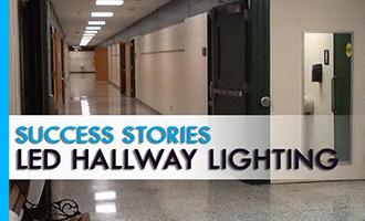LED Lighting in School