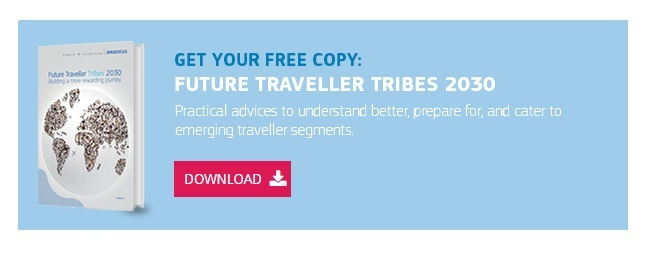Future traveller tribes