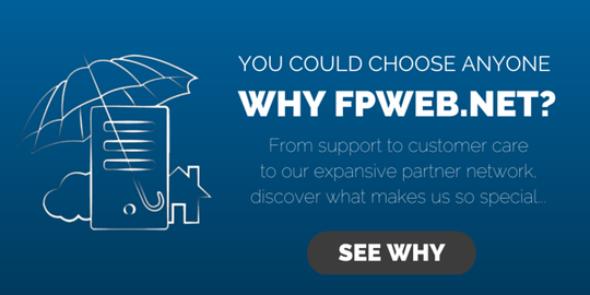 Why choose Fpweb.net?