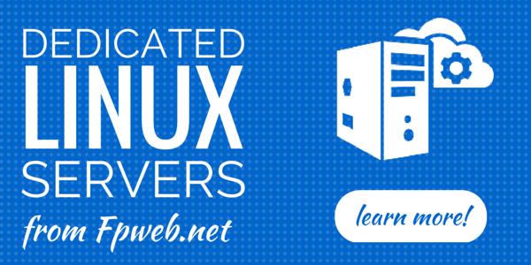Dedicated Linux Servers