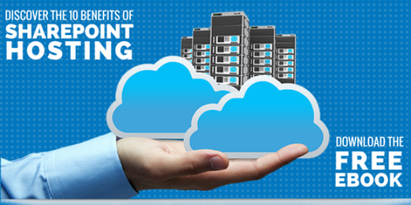 10 Benefits of SharePoint Hosting eBook