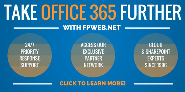 Office 365 from Fpweb.net