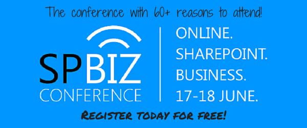 Register for SPBiz Conference!