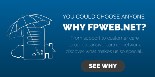Why choose Fpweb.net?