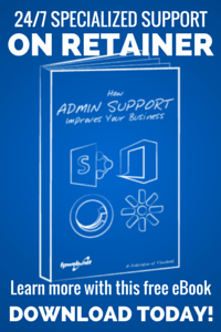 Free Admin Support eBook from Fpweb.net