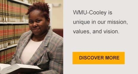 About WMU Cooley Law School