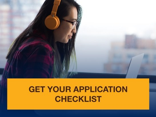 Download the Application Checklist