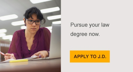Apply Now to WMU Cooley Law School