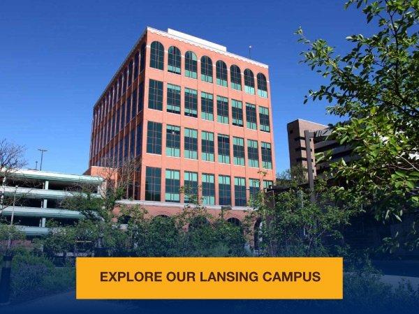Explore Our Lansing Campus