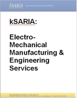 Electro-Mechanical Manufacturing & Engineering Services