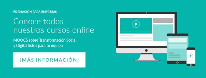Cursos online catálogo