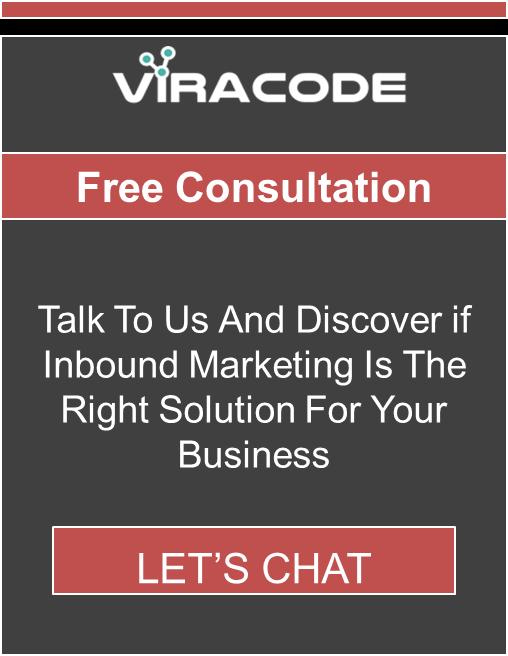 inbound marketing consultation