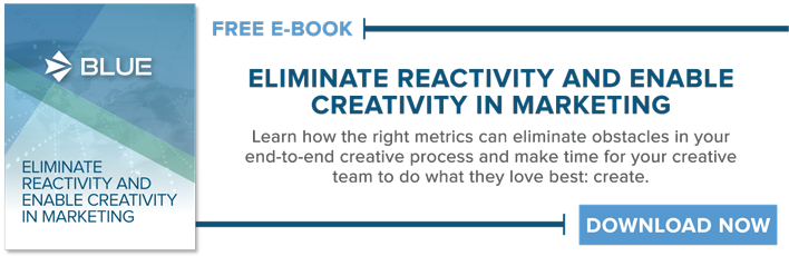 Download Eliminate Reactivity and Enable Creativity in Marketing