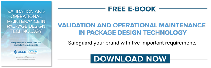 Download Validation and Operational Maintenance in Package Design Technology