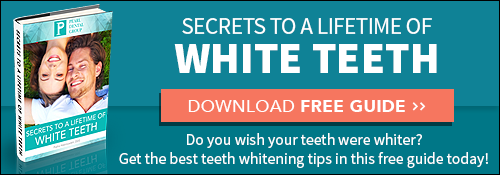 Download the Free Guide, Secrets to a Lifetime of White Teeth, today!