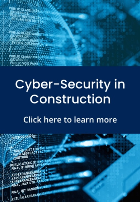 4castplus Cyber-security in Construction side bar graphic
