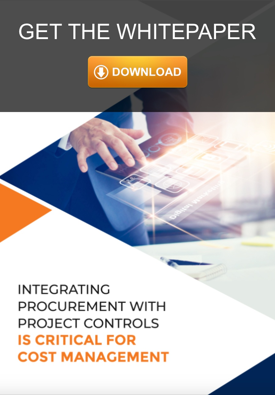 4castplus Whitepaper Download: Integrating Procurement with Project Controls