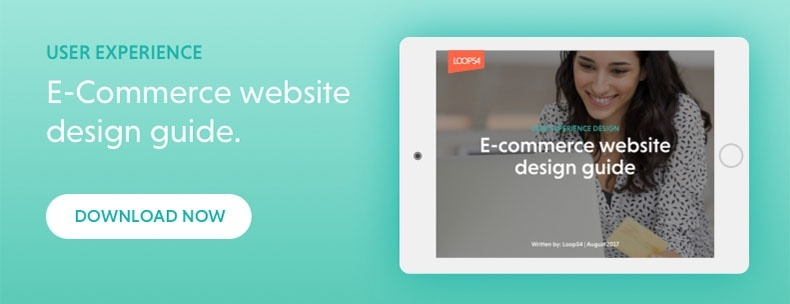 E-commerce Website Design Guide