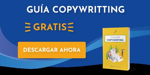 Guía Copywriting gratis