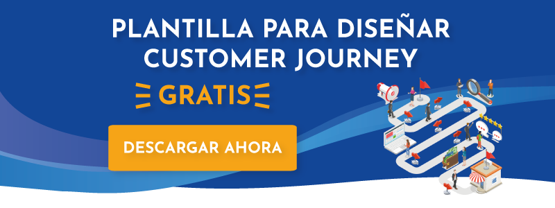 Descargar Plantilla Customer Journey