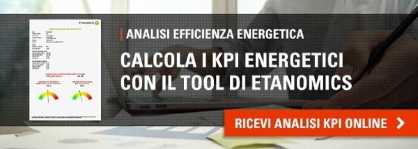 Analisi KPI Etanomics